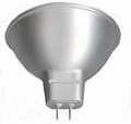 Ushio - 1000591, FNV/C/A/FG, JR12V-50W/WFL60/A/FG, Lamp, Light Bulb