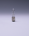 Eiko Q100CL/DC/2V-120V - Halogen Light Bulb, 120V 100W T4-1/4 DC Bayonet Base (ESR), 031293496003.