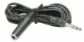 Hosa HPE-310 - Headphone Extension Cable, 1/4 in TRS to 1/4 in TRS, 10 ft