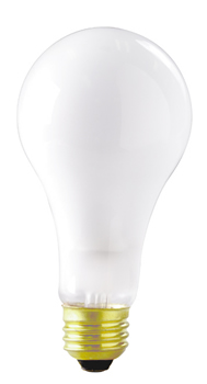 Ushio 1000024 BAH - INC115V-300W, 3200K Light Bulb