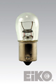 Eiko 105 - 12.8V 1A B-6 SC Bayonet Base AM MINI 031293401632 Lamps.