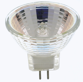 Ushio 1003341 - Lamp - Light Bulb JR12V-35W/FL36/5300K/FG, 048777441183, FMW/FG/WS/5300
