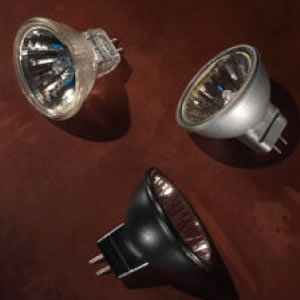 1003347 Ushio | 1003347 - Lamp Light Bulb - 35MR11/FL36/A/FG, Clear, 048777441602