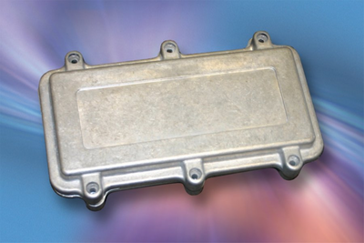 IPS-3901 Bud Industries - Die Cast Aluminum Enclosure-IPS series-IP67 EMI RFI-L4 X W4 X D2 - Alum Nema, Ip67
