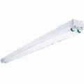 Howard Lighting - FW440432ASIMV000000I FW44 Fluorescent Wrap 4-Ft, 4 Lamp 32W T8, Standard BF Instant Start Ballast Multi-Volt, No FIO's, w/o Power Cord,Individual Carton