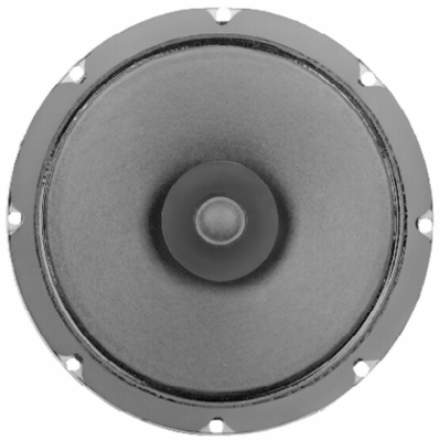 Electro-Voice EV 209-4T F.01U.144.418 - 10-watt 8-inch utility ceiling speaker with 4-watt 25/70.7/100-volt transformer (4-, 2-, 1-, and 0.5-watt taps); must be ordered in multiples of 16