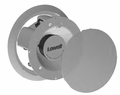 Lowell LUH-15TI - UNIHORN Horn for Intercoms-Universal Mount-15W, 70/25V, Trim Ring and Fine Mesh Grille
