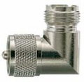 West Penn Accessories CN-ADP205 UHF RA M-to-F West Penn Accessories ADAPTERS.