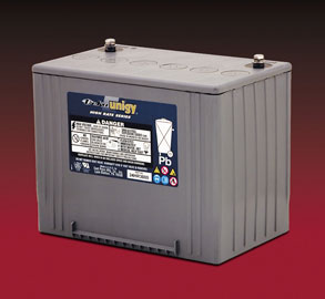 MK 24HR3000 UPS Battery UNIGY HR SERIES FR 12 V 79 Amp Hour 253 W/Cell 15 Minute Rate 66 Pounds Ship Wht.