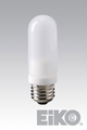 Eiko 150T10/H/F 120V 150W HAL T10 E-26 BASE CC-8 FILAMENT FROST Light Bulb