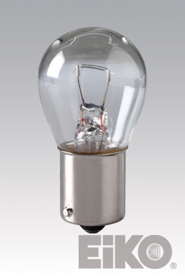 Eiko 93-BP - Light Bulb, 12.8V 1.04A (41034)/S-8 SC Bayonet Base (2 BP)