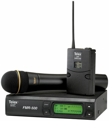 Electro-Voice FMR-500E-BROWN-A WIRELESS MICROPHONES FMR-500 UHF Wireless