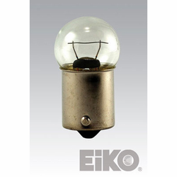 Am Mini G-6 Single Contact Bayonet, Lamps And Light Bulbs - Eiko Lamps