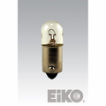 Eiko - 3893 12V .33A (T4W)/T2-3/4 Mini Bay (BA9S) Base AM MINI