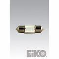 Eiko - 6418-BP 12V .4A (C5W) T3-1/4 SV8.5-8 Base (Blister Pack) AM MINI