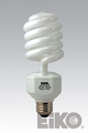 Eiko SP30/955K 30W 120V Spiral 5500K 90+ CRI E26 Self Ballasted Compact Light Bulb