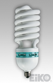 Eiko SP105/50/MED 105W 120V Spiral 5000K Medium Base Light Bulb