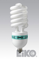Eiko SP85/50/MED 85W 120V Spiral 5000K Medium Base Light Bulb