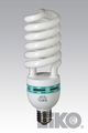 Eiko SP105/41/MOG 105W 120V Spiral 4100K Mogul Base Light Bulb