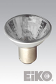 Eiko GBF - 12V 20W 37mm ALR FL32 DC Bayonet Base Clear Front Glass HALOGEN 031293496645 Lamps.