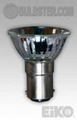 Eiko GBF-FR - 12V 20W 37mm ALR FL32 DC Bayonet Base Frosted Front Glass HALOGEN 031293496652 Lamps.