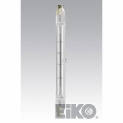 Halogen Double Ended Short Halogen, Lamps And Light Bulbs - Eiko Lamps