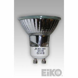 Halogen Mr16 Line Voltage Halogen, Lamps And Light Bulbs - Eiko Lamps