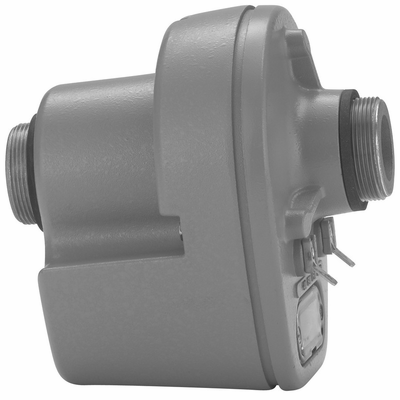 Electro-Voice EV 1828T F.01U.144.408 - 30-watt driver for cdp� (compound diffraction projector) and reentrant horns, weather resistant, dual 1-inch screw-on exits (one with cap), 30-watt 25/70.7-volt transformer (30-, 15-, 8-, 4-, 2-, 1- and 0.5-watt taps)