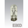 Eiko 1210X - Light Bulb, 12V .833A 2000 Hours T3-1/4 Wedge Base Xenon