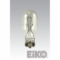 Eiko 16120X 12.8V 1.35A 10000 Hrs T-5 Wedge Base Xenon 10 pk bx Light Bulb