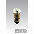 Eiko 233 - Light Bulb, 2.33V .27A/G3-1/2 Mini Screw Base