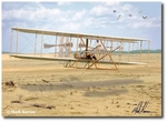 Wright Flyer by Mark Karvon