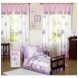 Sweet JoJo Designs Pink & Purple Butterfly 5 Piece Toddler Bedding Set