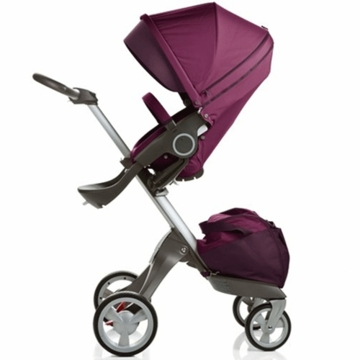 Stokke XPLORY Basic Stroller in Purple