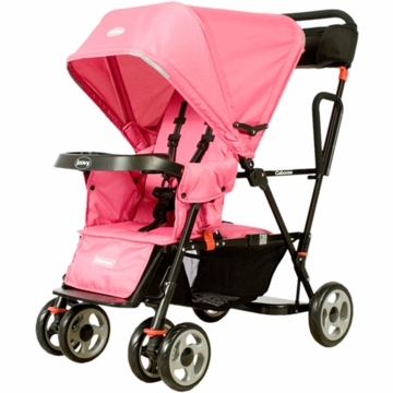 Joovy Caboose Ultralight in Pink
