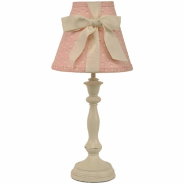 Cotton Tale Designs Blossom Lamp & Shade