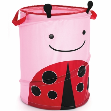 Skip Hop Zoo Pop-Up Hamper - Ladybug