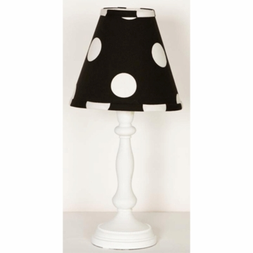 Cotton Tale Designs N. Selby Hottsie Dottsie Lamp & Shade