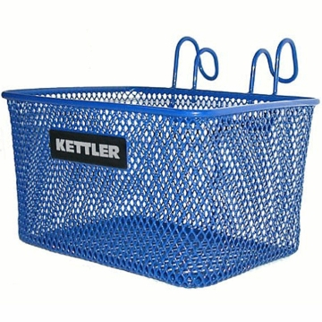 Kettler Blue Metal Basket