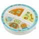 Sugar Booger Retro Robot Divided Suction Plate