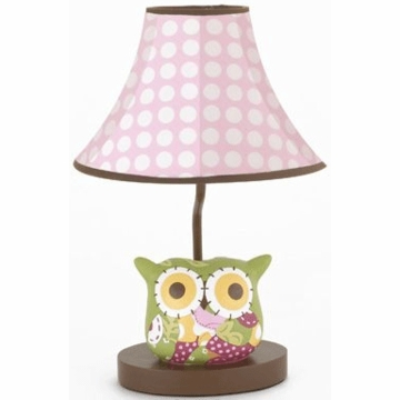 CoCaLo Willa Lamp Bade & Shade