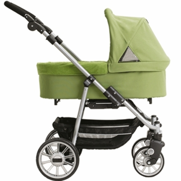 Teutonia T-Carrycot in Topaz Green