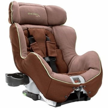 The First Years C650 True Fit Recline Convertible Car Seat - Great Outdoors