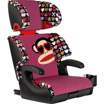 Clek Oobr Booster Seat - Paul Frank Heart Shades