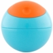 Boon Snack Ball Snack Container in Blue Raspberry & Tangerine