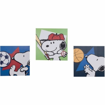 Lambs & Ivy Team Snoopy Wall D�cor