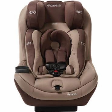 Maxi Cosi Pria 70 Air Car Seat with Tiny Fit - Walnut Brown with FREE $50 Gift Certificate