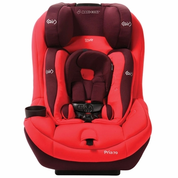 Maxi-Cosi Pria 70 Air Car Seat with Tiny Fit - Intense Red (Obsolete Fashion)