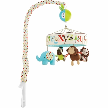 Skip Hop Alphabet Zoo Crib Mobile