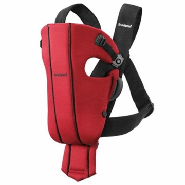 BabyBj�rn Baby Carrier Original Spirit in Red Heart